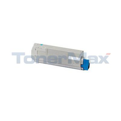 OKIDATA MC560 TONER CYAN